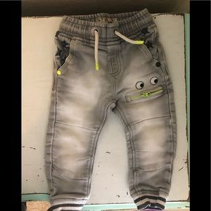 Next 🇬🇧 UK baby boy jeans 👖 VGUC! So cute!